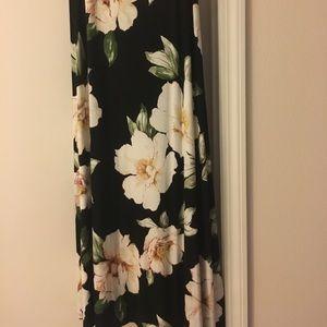 Midi dress or maxi skirt
